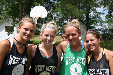 Arrowood Camp Counselors