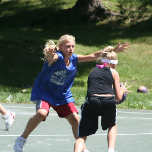 On The Court