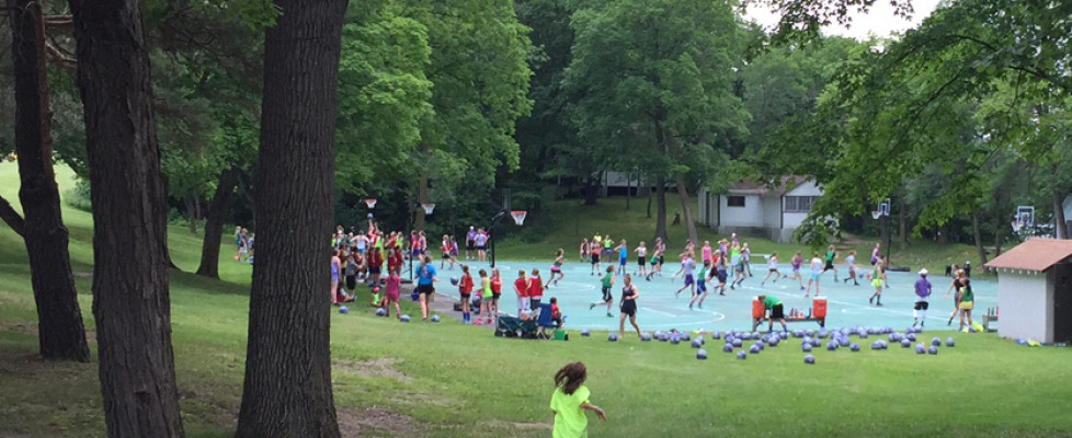 Camp Arrowood 2016 - day one